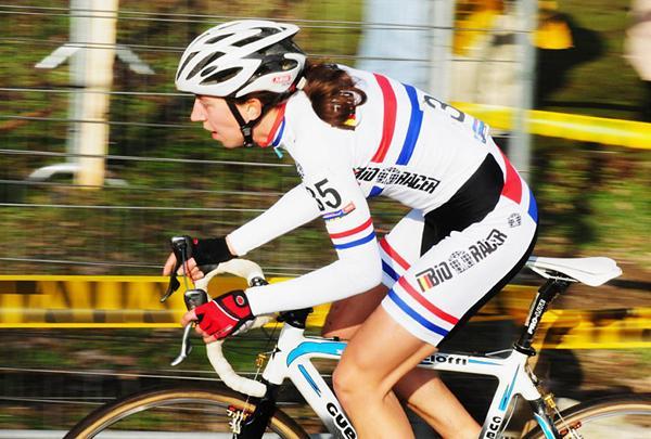 Helen Wyman - Vision 1 Racing - Milan - by Dave McElwaine.jpg