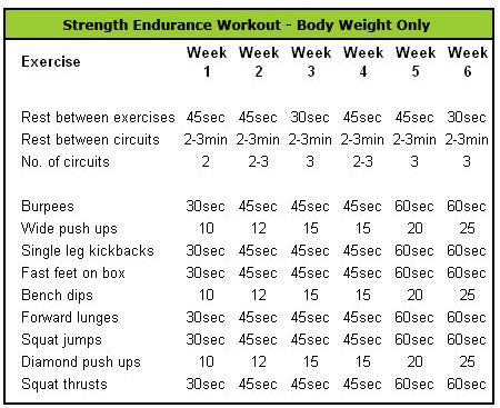 total body circuit training women's sport  women's sport news
