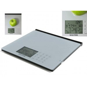 Womens Sport Report-Product review NEW Salter Nutri-Weigh Slim Electronic Scale