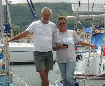 Susanne Huber-Curphey Awarded Cruising Club of America 2008 Rod Stephens Trophy for Outstanding Seamanship