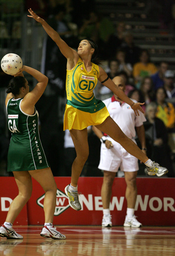 Netball-Young Diamonds named for Jamaican tour