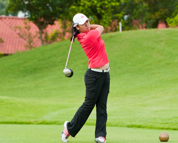 Amelia-Yong-Day 1 of the HSBC Womens Champions Local Qualifying Tournament