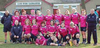 Cardiff Blues Girls U18's win in style and Crowned National Rugby Champions.