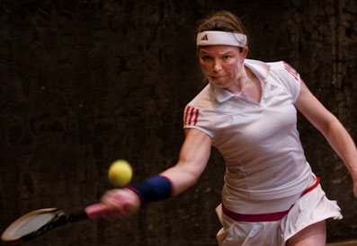 British Open Real Tennis championship and double Grand Slam for Cornwallis