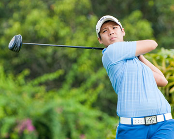 Christabel-Go-Day 1 of the HSBC Womens Champions Local Qualifying Tournament