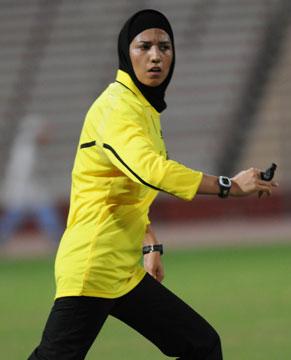 Womens Football Cup Arabia 2010