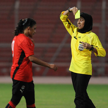 Womens Football Cup Arabia 2010.