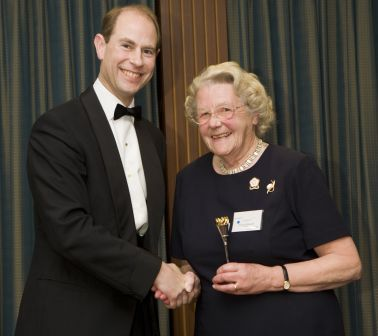 Netball received great recognition at the 46th Annual Torch Trophy Awards last week at the Army and Navy Club in London.