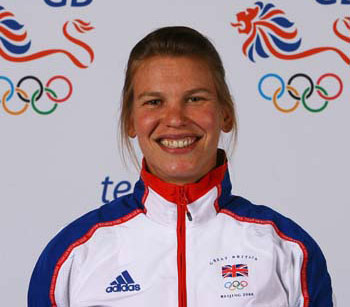 Double Olympic rowing medallist Elise Laverick is to ride next month's London-Paris Cycle Tour.
