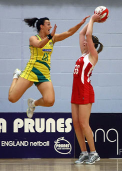 It is the return of The Co-operative International Netball Series next month and this time it is England v Australia. Following a gruelling two day training camp in Sheffield this weekend, twelve of England's premier netballers have been selected to compete. photo ben@swpix