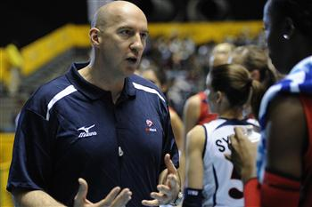 McCutcheon to remain US volleyballs women's coach until Olympics