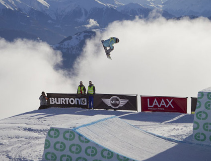 Jamie Anderson clinches second TTR World Tour Champion Title at the 6Star Burton US Open