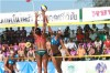 Women Beach Volleyball -  Thailand and Iraq claim gold at latest Asian Beach Volleyball Tour event