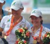 Women Sailing - 470 Women win Gold at Olympic Sailing Test Event