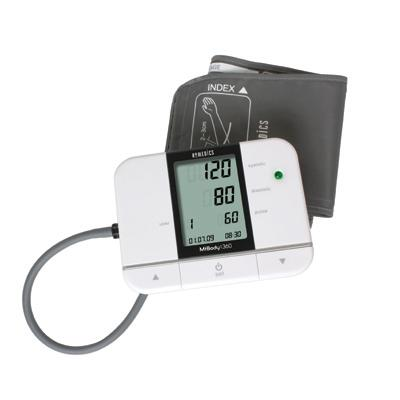 Product review-Mibody 360 blood pressure monitor