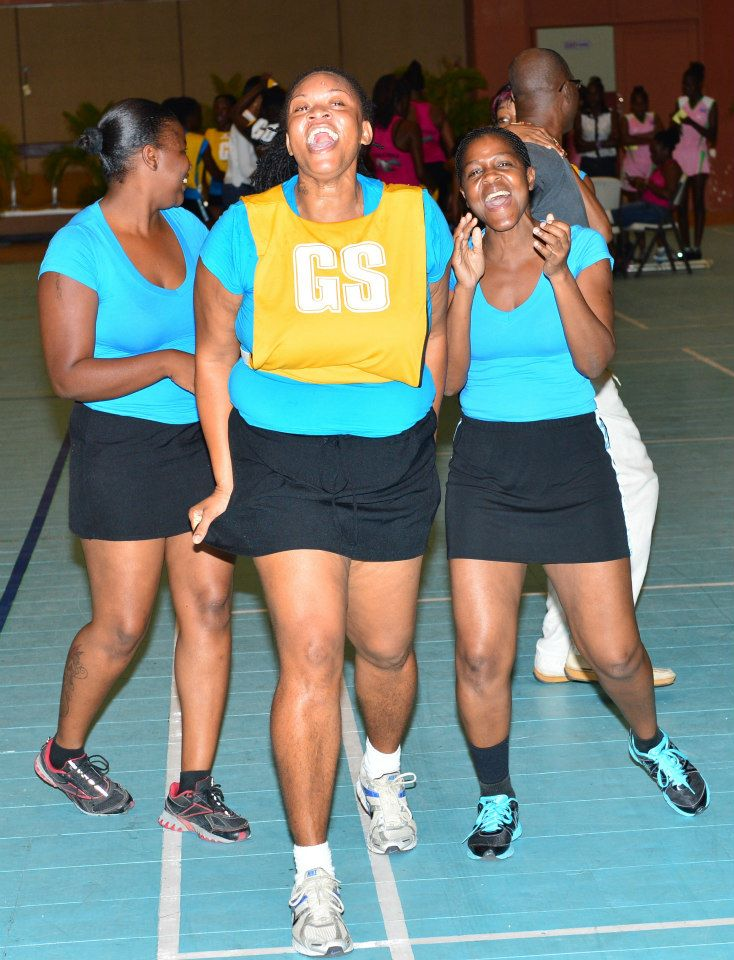 Spooners Hill Netball Club won the inaugural Barbados Netball Association Fast 5 tournament/womensportreport.com