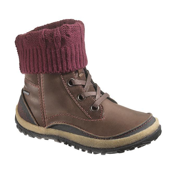 Dauphine Merrell boots/womensportreport.com
