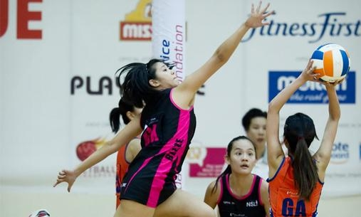 netball singapore womensportreport.com