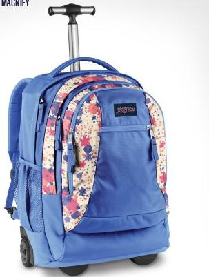 Jansport Driver 8 Wheeled Backpack  a0683a4605c50