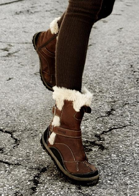Merrell buckels up for women's winter