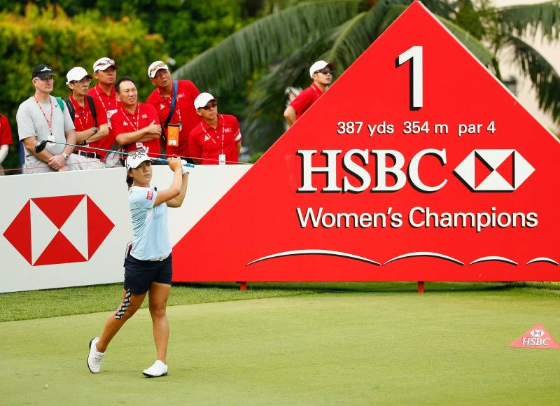 Of the 678,372 golfers in the UK, just 14% are women'