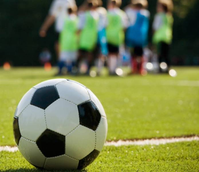 How children can benefit from playing the beautiful game