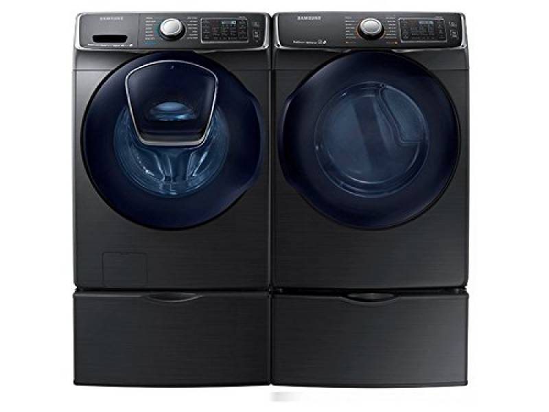 Samsung WF7500 Front-Loading Washer Review