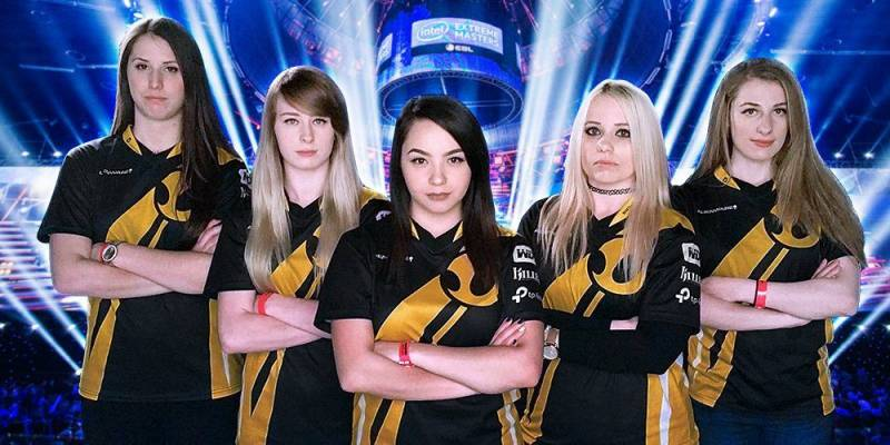 eSports bettings and women