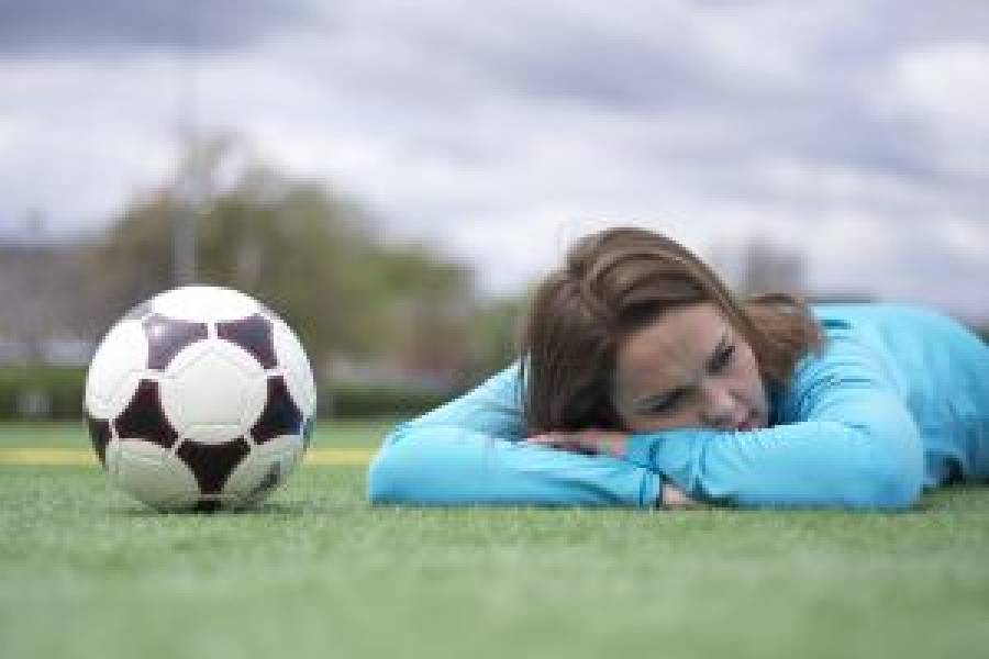 How depression can harm athletes