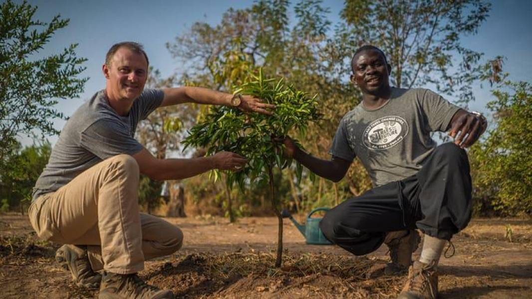 Oboz Footwear Celebrates 2 million Tree Plantings With Trees for the Future