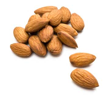 More Superfood!!! A healthy snack - ALMONDS