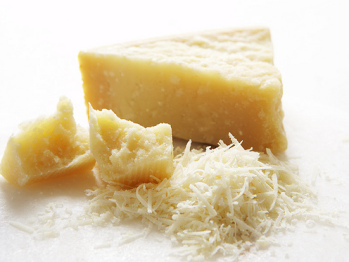 Super Food part II - What can a piece of parmesan a day do for you?