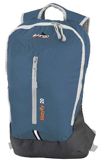 mayfly vango rucksack reviewed at womensportreport.com