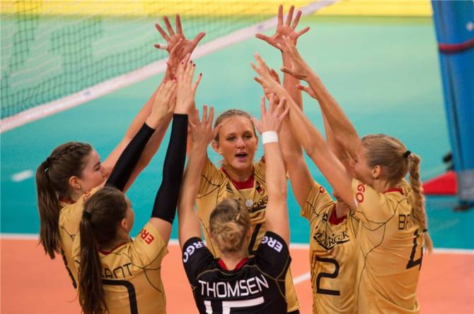 Women sport news - Germany – Seeking to break through in the Final Six