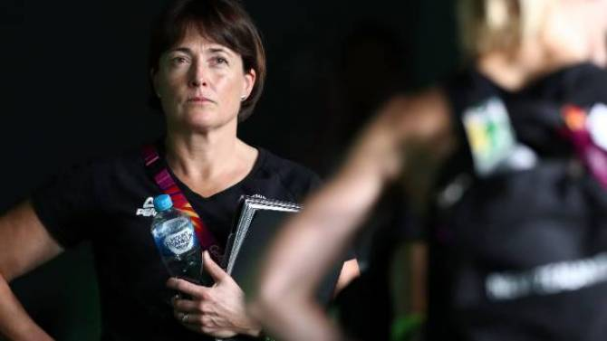Women sport news - JANINE SOUTHBY RESIGNS FROM SILVER FERNS