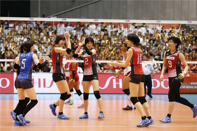 Women sport news - Japan and Peru both take positives out of their opening match of Olympic qualifier