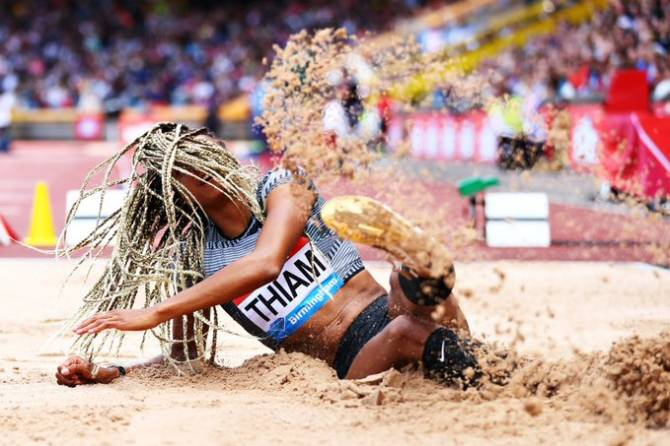 Women sport news - Miller-Uibo and Thiam power to Muller Grand Prix glory