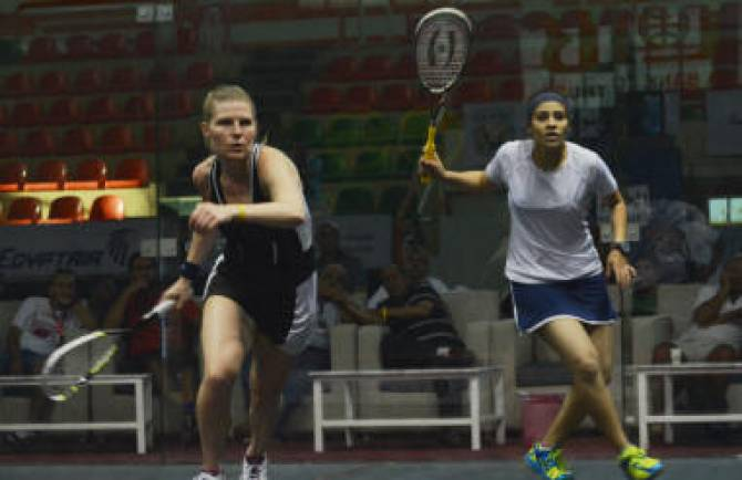 Women sport news - Tesni & Heba To Contest Sharm Showdown