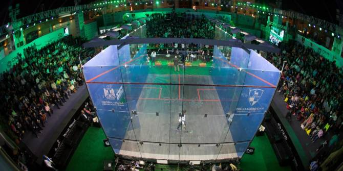 Women sport news - 2018/19 PSA World Tour Finals to Be Held in Cairo