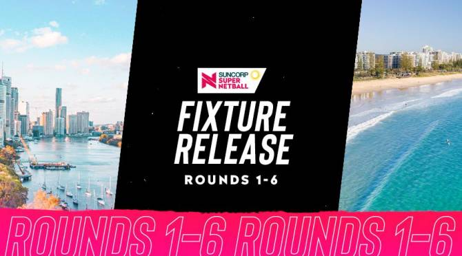 Women sport news - 2020 Suncorp Super Netball fixture revealed