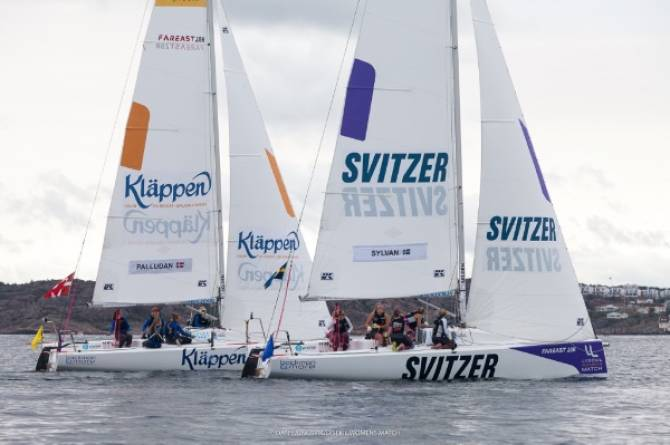 Women sport news - A Slow Start to Racing in Lysekil