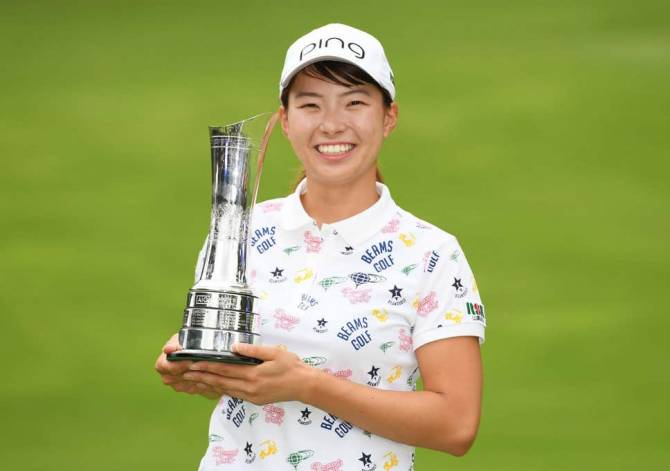 ANA INSPIRATION ANNOUNCES NEW EXEMPTION CATEGORY FOR LEADING JLPGA PLAYER