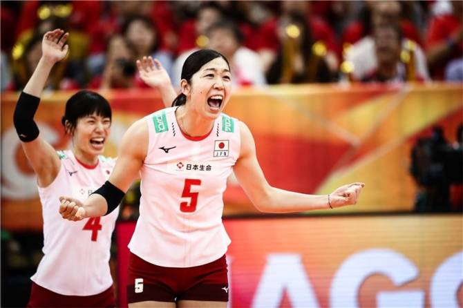 Women sport news - Araki leads Japan in 3-0 victory over Puerto Rico