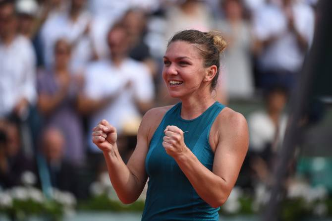 Women sport news - AT LAST: HALEP WINS ROLAND-GARROS