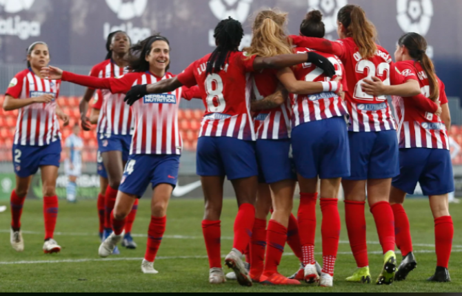 Women sport news - Atletico De Madrid Femenino look to kick start campaign at WICC