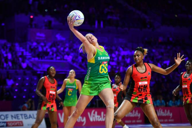 Australia defeat Malawi in blistering form