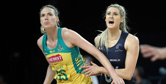 Women sport news - Australia Netball Bassett breaks PB in win