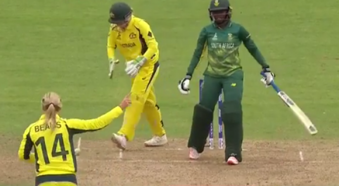 Women sport news - Australia pulls through for comfortable 59-run win