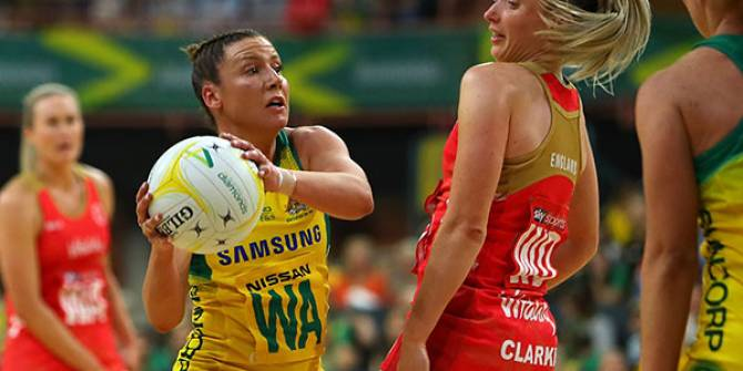 Women sport news - Australia win their Quad Series match against the England Roses