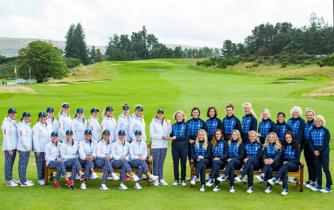 Women sport news - Battle of the Rookies to Commence at Gleneagles